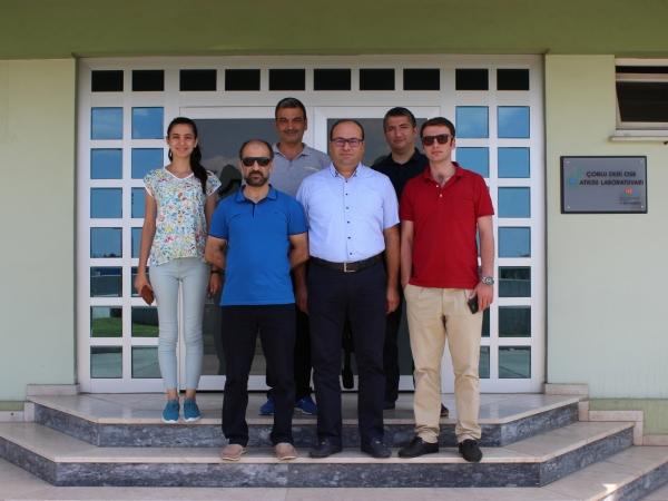 Malatya Su ve Kanalizasyon İdaresi Genel Müdürlüğü (MASKİ)'den Bölgemize Ziyaret