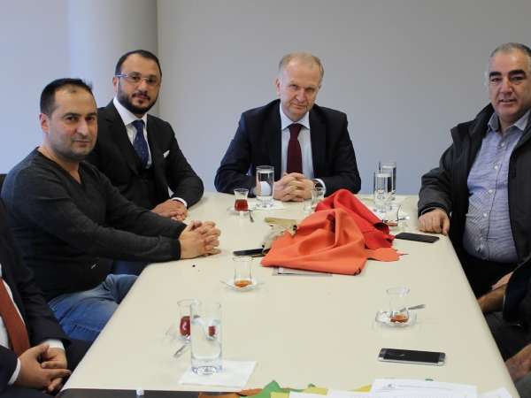 Tekirdağ Valisi Sn. Mehmet CEYLAN Bölgemizi Ziyaret Etti