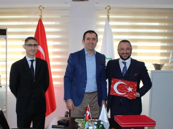 İstanbul Vali Yardımcısı Sayın Halil Serdar CEVHEROĞLU  Bölge Müdürlüğümüzü Ziyaret Etti.