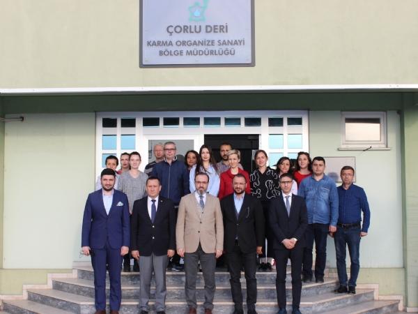 AK Parti Tekirdağ Milletvekili Mustafa YEL' den Bölgemize Ziyaret