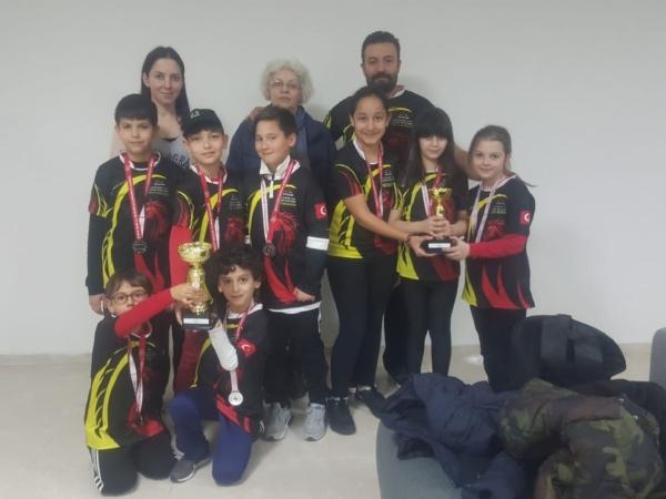 Minik Satranç Sporcularımızdan Büyük Başarı
