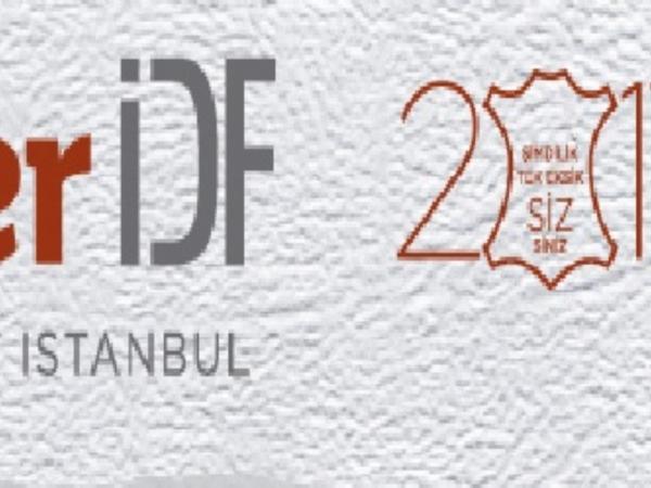 02 Şubat 2017 Perşembe İstanbul Fuar Merkezi´nde Alleather-IDF İstanbul Deri Fuarı Etkinlik Programı