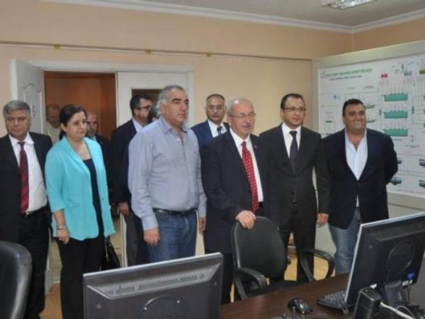 Tekirdağ Büyükşehir Belediye Başkanı Kadir ALBAYRAK´tan Bölgemize Ziyaret
