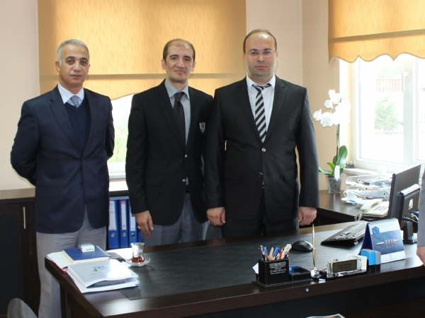 Süleymanpaşa VE Eegene İlçe Halk Eğitim Merkezi Müdürlerinden Bölgemize Ziyaret