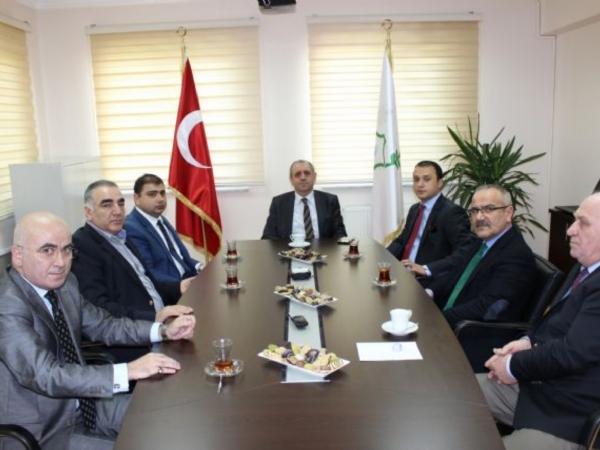 Tekirdağ Valisi Sayın Enver SALİHOĞLU, Ergene Kaymakamı Fatih KIZILTOPRAK ile birlikte 08.04.2015 tarihinde bölgemizi ziyaret etmiştir.